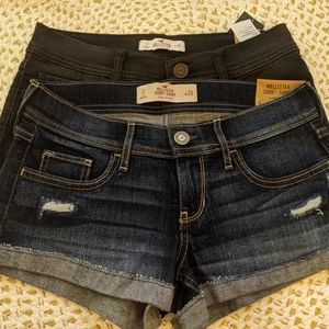 Hollister shorts bundle